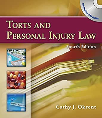 Torts and Personal Injury Law - Kindle edition by Cathy
