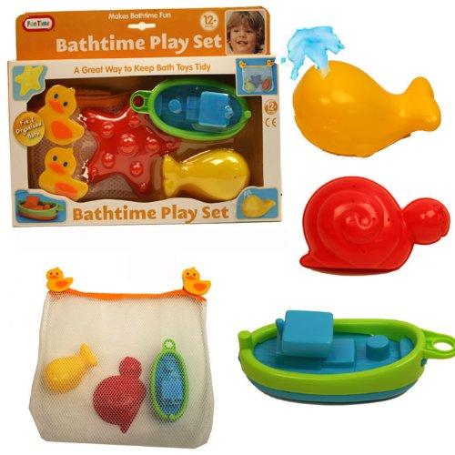 Fun Time Bathtime Play Set   B00E3PTKWW