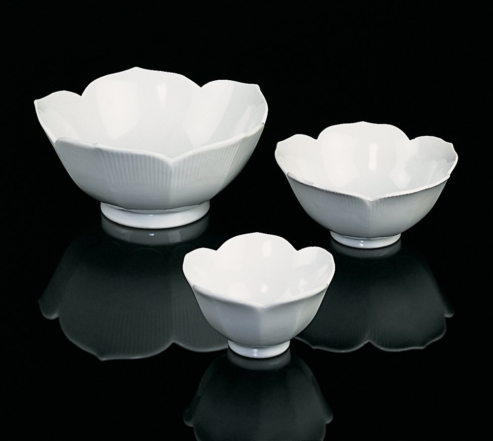 HIC 10-Ounce Porcelain Lotus Bowl by HIC Harold Import Co. (Image #3)