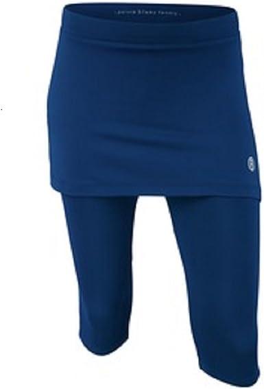 Poivre Blanc – Falda de tenis Escale Capri/, color azul marino ...