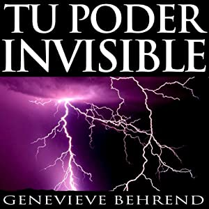 Tu poder invisible [Your Invisible Power, Spanish Edition] Audiobook
