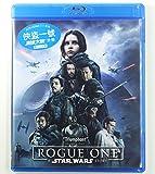 Rogue One: A Star Wars Story (Region Free Blu-Ray) (Hong Kong Version / English Language. Mandarin Dubbed) 俠盜一號: 星球大戰外傳