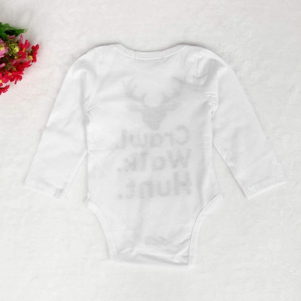 Amazon.com: SRYSHKR - Ropa de bebé recién nacido + ...