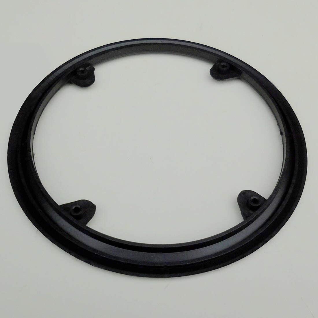 MTB Bicycle Crankset Cap Plastic Chain Wheel Cover 4 Holes Protective Guard New