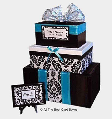 Amazon Com Custom Wedding Card Box Card Box With Slot Sweet 16