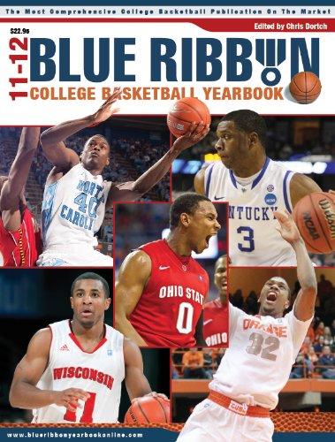Blue Ribbon College Basketballl Yearbook 2011-12