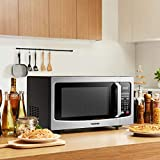 Toshiba EM131A5C-SS Microwave Oven with Smart