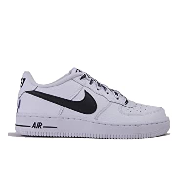 closer at low cost look out for Nike Air Force 1 LV8 (GS) White 820438108, Trainers - 40 EU ...