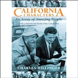 California Characters Audiobook