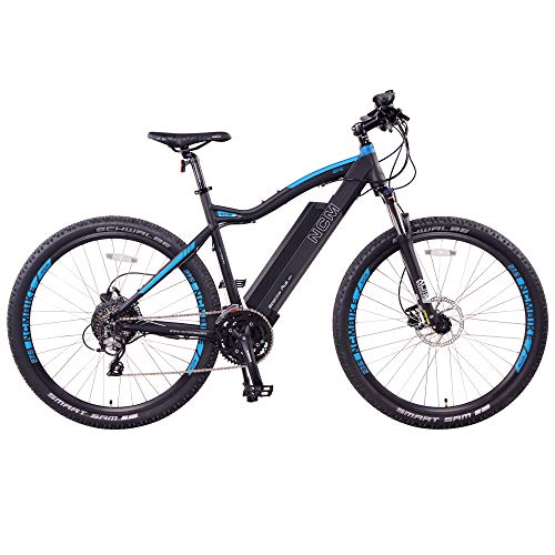 NCM Moscow Plus Electric Mountain Bike 768 Wh 48V/16AH