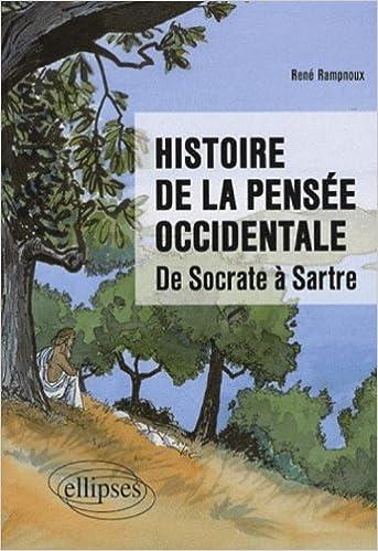 Histoire de la pensée occidentale : De Socrate à Sartre epub, pdf