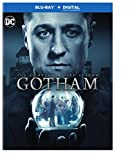 Gotham: The Complete Third Season (BD+Digital Copy)The stakes are higher than ever, as Super-Villains more ambitious and depraved are introduced, and a realignment of alliances shakes up the fight for power in Gotham. Season three of Gotham peels bac...
