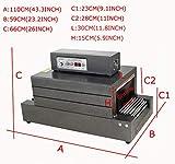 TECHTONGDA Thermal Shrink Wrap Machine Heat