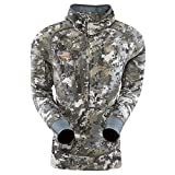 SITKA Fanatic Hoody Optifade Elevated II, Size: XL (70004-EV-XL)