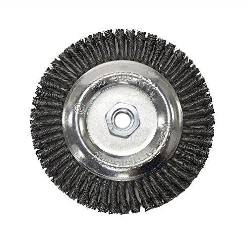 Mercer Industries 186030B Stringer Bead Wire Wheel, 6