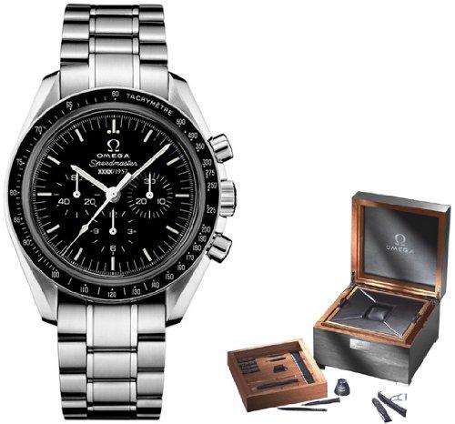 Reloj para hombre Omega Speedmaster edición limitada 50 aniversario. 311.33.42.50.01.001.: Amazon.es: Relojes