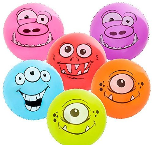 18'' MONSTER KNOBBY BALL, Case of 2 by DollarItemDirect