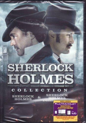 Sherlock Holmes Collection (Sherlock Holmes / Sherlock Holmes: A Game of Shadows)