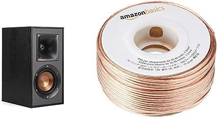 Amazon.com: Klipsch R-41M - Juego de 2 altavoces para el hogar
