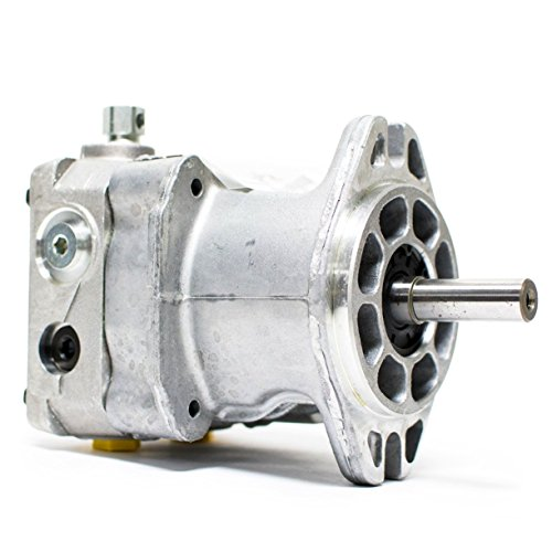 Hydro Gear Left Repl Pump 10cc for eXmark Turf Tracer HP Mowers & Other 103-4247, 103-5490, 106-5490, PG-1GQQ-DY1X-XXXX -  HYDRO-GEAR
