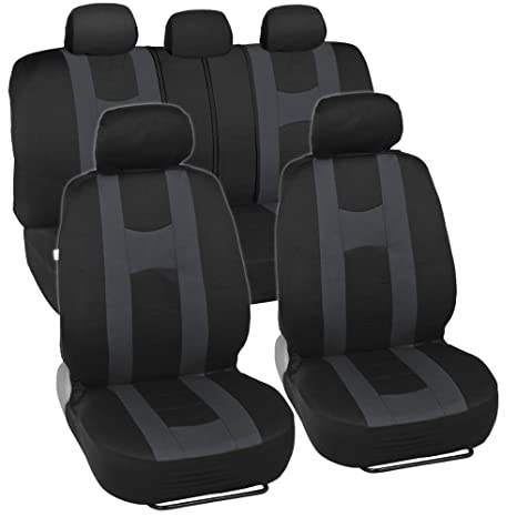 BDK Rome Sport Auto Seat Covers For Car SUV Truck Van