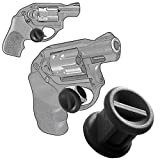 Garrison Grip ONE Micro Trigger Stop Holster Fits Ruger LCR 22 38 Spcl 357 num s20 Black