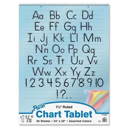 yellow chart paper - 5