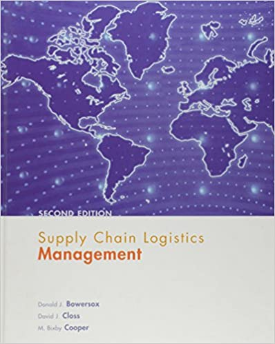 Supply Chain Logistics Management Operations And Decision Sciences