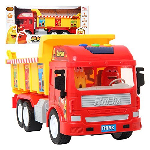 THINK Larva Dump truck / Light / Sound / Toy / DIE-CAST Toy /Children