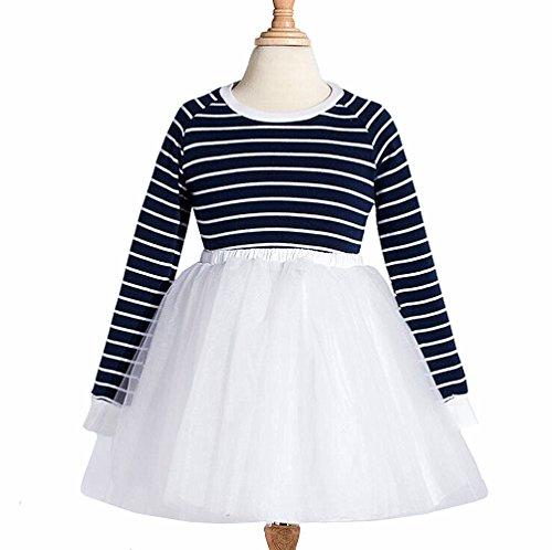 3t black and white dress - 5