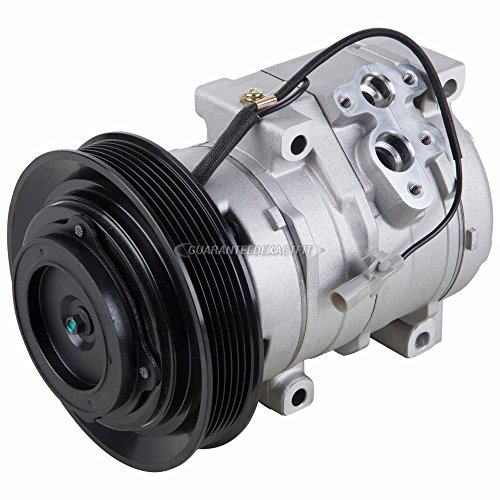 AC Compressor & A/C Clutch For Toyota Corolla Matrix 2003 2004 2005 2006 2007 2008 - BuyAutoParts 60-01484NA NEW