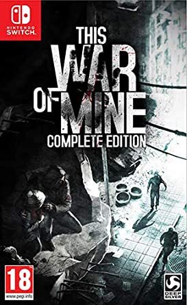 This War of Mine - Nintendo Switch [Importación italiana]: Amazon ...