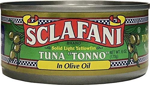 (Gus Sclafani Fine Italian Imports Tuna