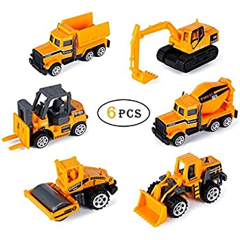 Joyjam Toys For 3 5 Year Old Boys Diecast Toy Vehicles Set
