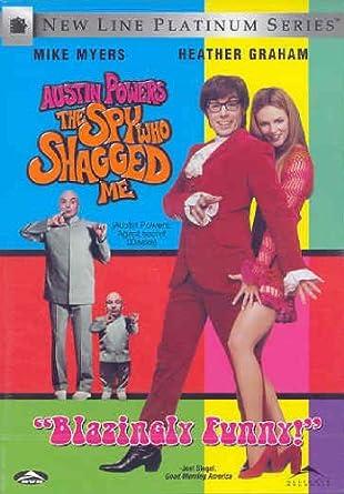 Austin Powers 2 The Spy Who Shagged Me 1999 Region 1 Ntsc Dvd Amazon Co Uk Dvd Blu Ray