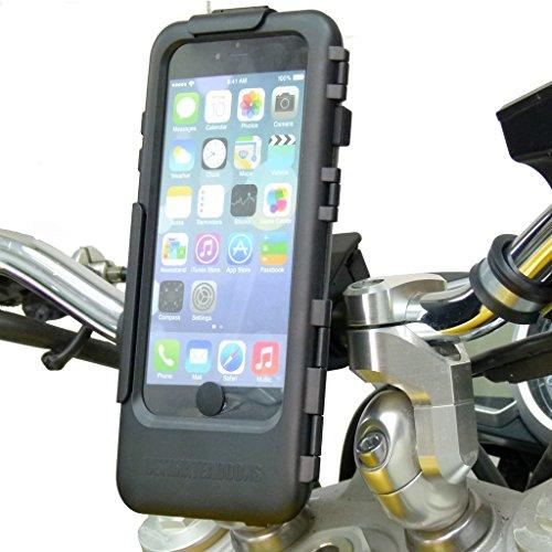 PRO Fit Waterproof Tough Case Motorcycle Bike Handlebar Mount for iPhone 6S Plus - Tough Motorcycle