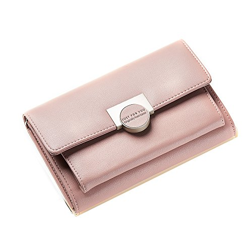 Zhaoyun Small Crossbody Bag Messenger Bag Case Cell Phone Purse Wallet Cellphone Pouch For Women by Zhaoyun
