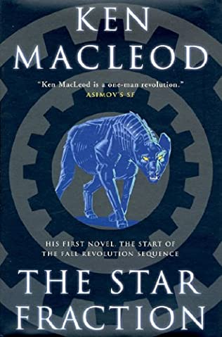 book cover of The Star Fraction