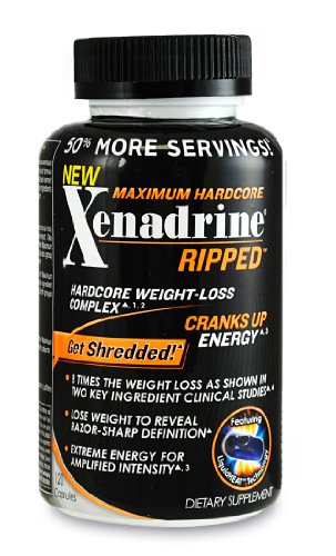 Xenadrine Ripped Diet Pill