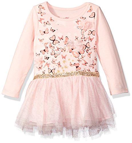 Toddler Girls Long Sleeved Dress - 3