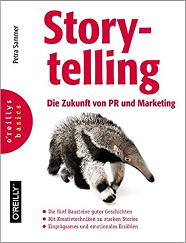Cover des Buchs: Storytelling