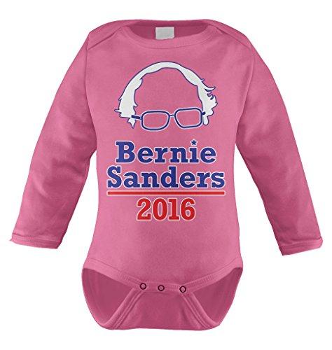 Bernie Sanders President Sleeve Bodysuit
