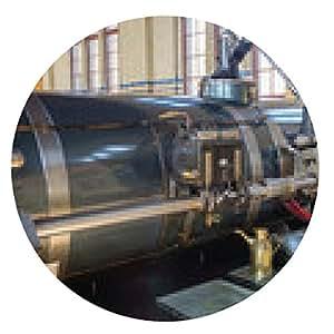 alfombrilla de ratón sala de máquinas de la histórica estación de bombeo de vapor - ronda - 20cm