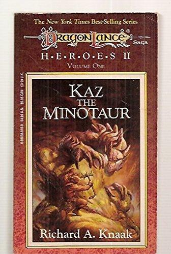 Image for Kaz the Minotaur