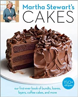 Martha Stewart Cakes Book Review