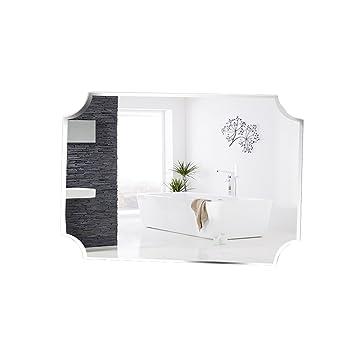 Amazon De Mirror Badezimmer Spiegel Bad Badezimmer Wandspiegel Wand