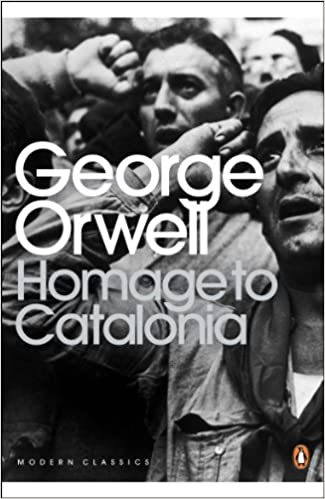 Image result for homage to catalonia orwell amazon