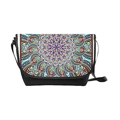 Crossbody Bag madnala boho Black Nylon Daypacks Casual Messenger Shoulder Bag  cheap 83387aeaf97ff