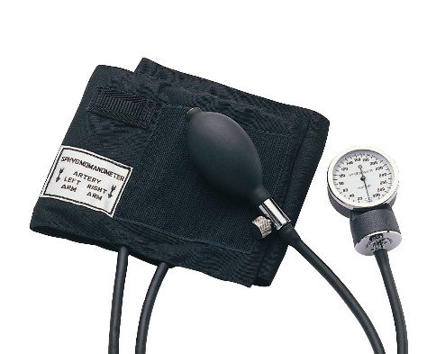 Sphygmomanometer - Child Palm Style Sphygmomanometer # One handed inflation and air release300mm no pin-stop gauge # Zipper carrying case # Lifetime calibration warranty by King Products