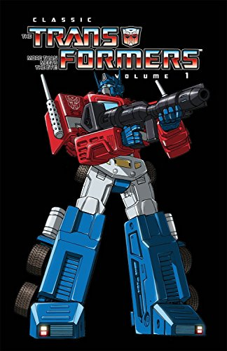 transformers marvel comics - 1